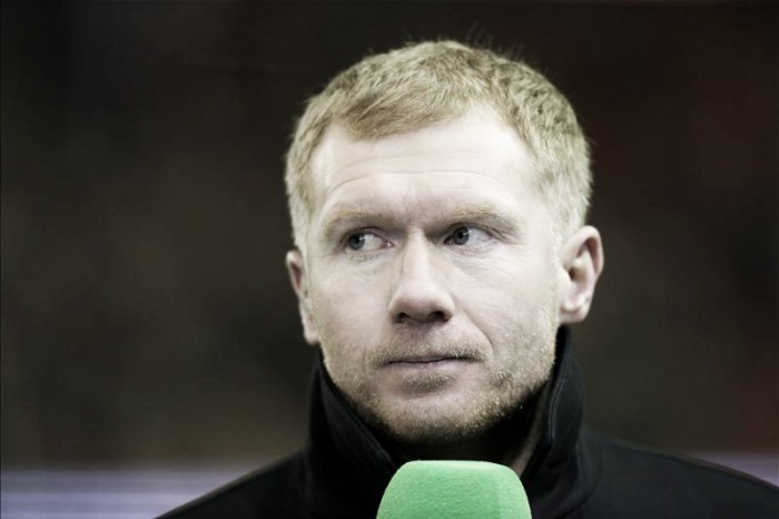 "Paul Scholes insists ""major surgery"" is not needed at Manchester United"