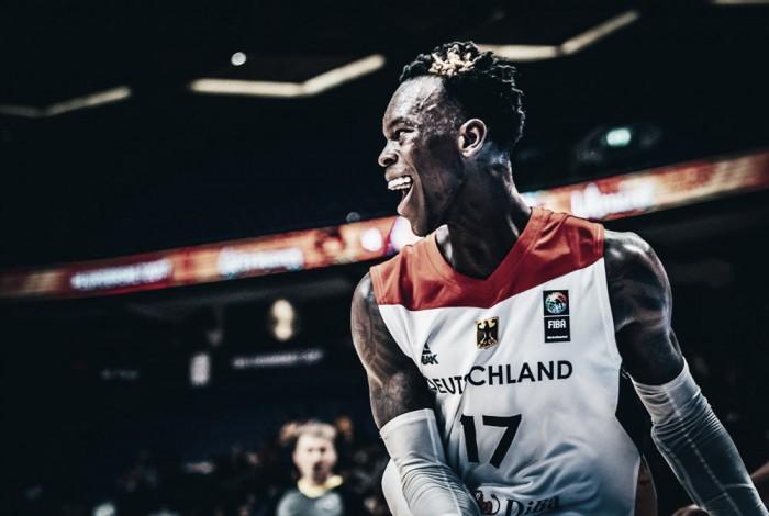 Eurobasket 2017 - Schroder trascina, Germania ok sull'Ucraina (75-63)