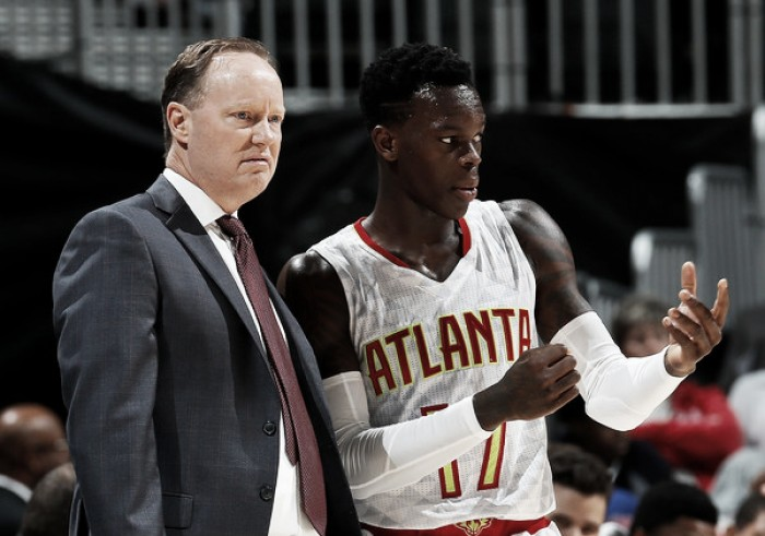 Atlanta Hawks and Dennis Schroder agree to contract extension