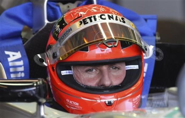 """Michael Schumacher: """"Ahora toca seguir trabajando duro"""""""
