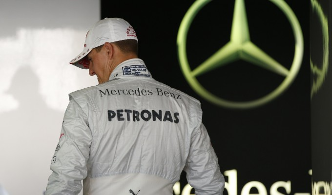 Schumacher-Mercedes, un progetto fallito