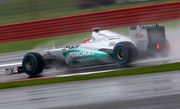 Libere Silverstone:  Grosjean ed Hamilton leader del venerdì