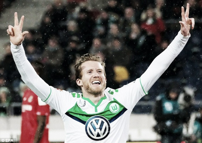 Spurs linked with move for Andre Schurrle