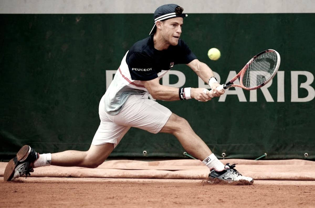 El Peque debutó con solidez en el comienzo de Roland Garros