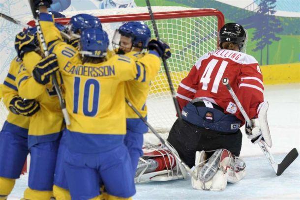Sochi 2014: La Svezia è la prima ad accedere ai Quarti!