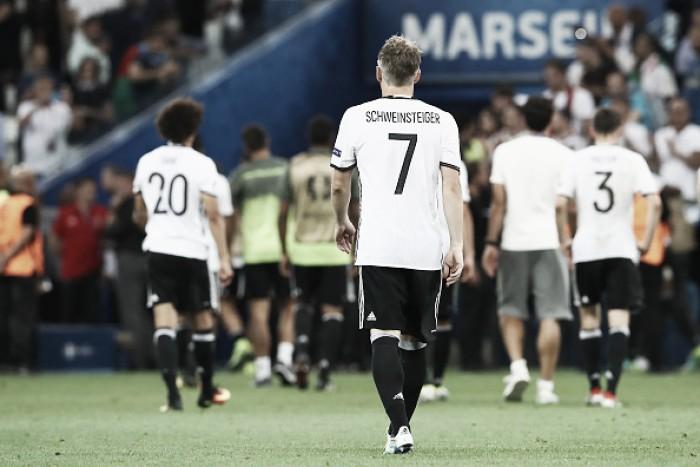 Manchester United international watch: Schweinsteiger impresses but Germany knocked out