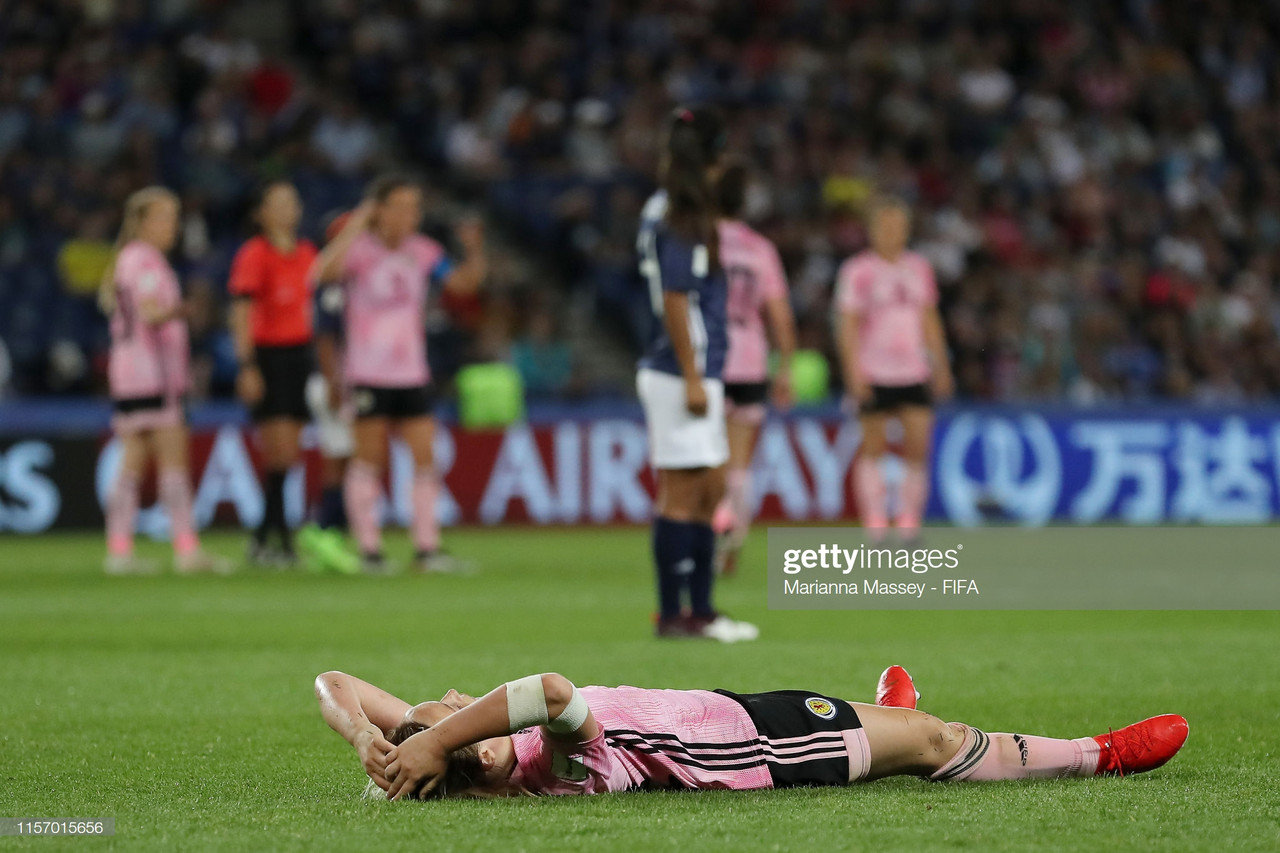 Scotland 3-3 Argentina: World Cup hopes on the line but Scotland crash out