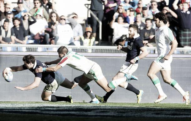 En duelo de coleros, Escocia recibe a Italia en Murrayfield
