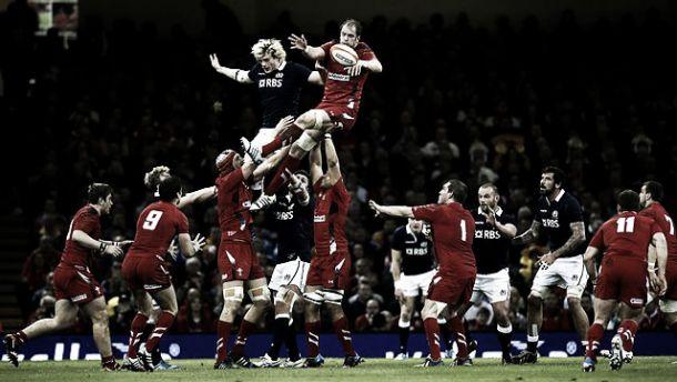 En Murrayfield, Escocia recibe a Gales en un verdadero clásico del rugby británico