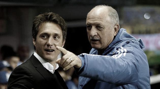 Felipe Scolari, Batistuta y Boca, la historia que no fue