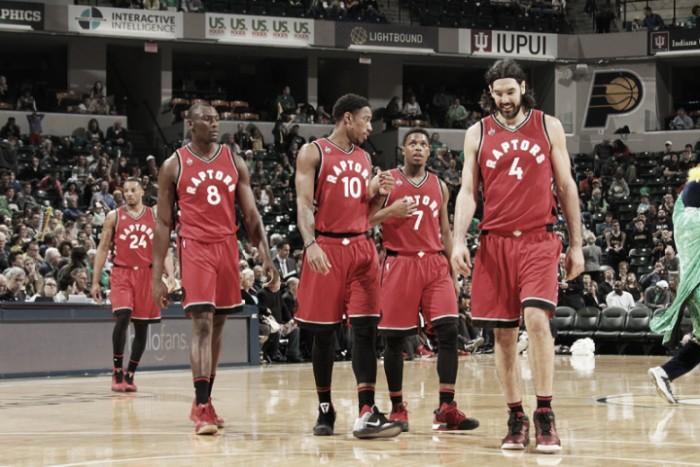 Toronto derrotó en tiempo extra a un posible rival de Playoffs