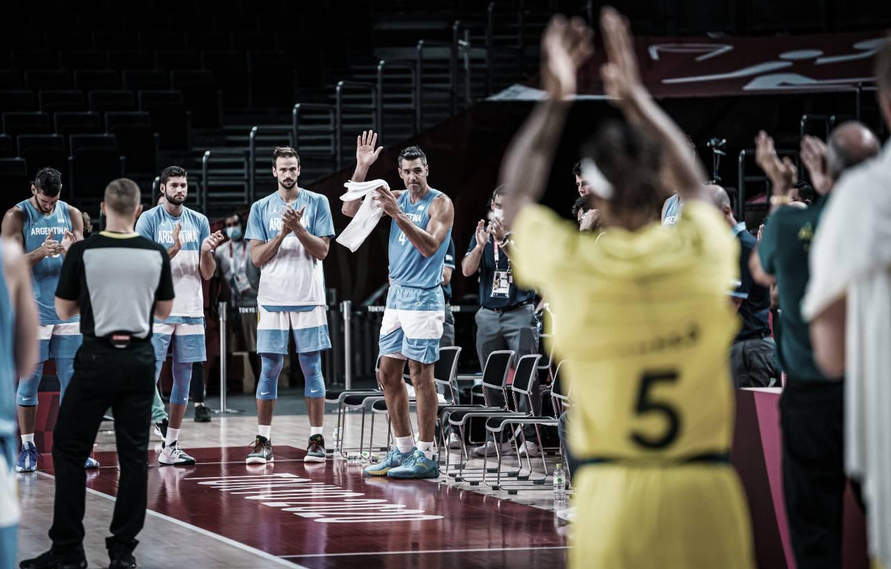 En el adiós de Scola, Australia superó a Argentina