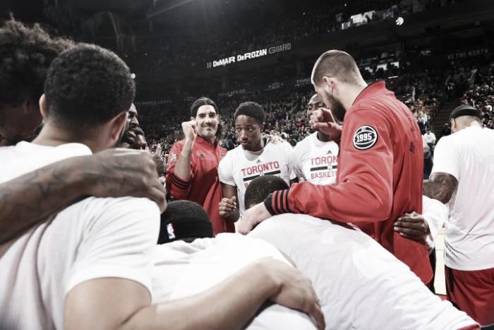 Los Pistons aprovecharon la baja de Lowry