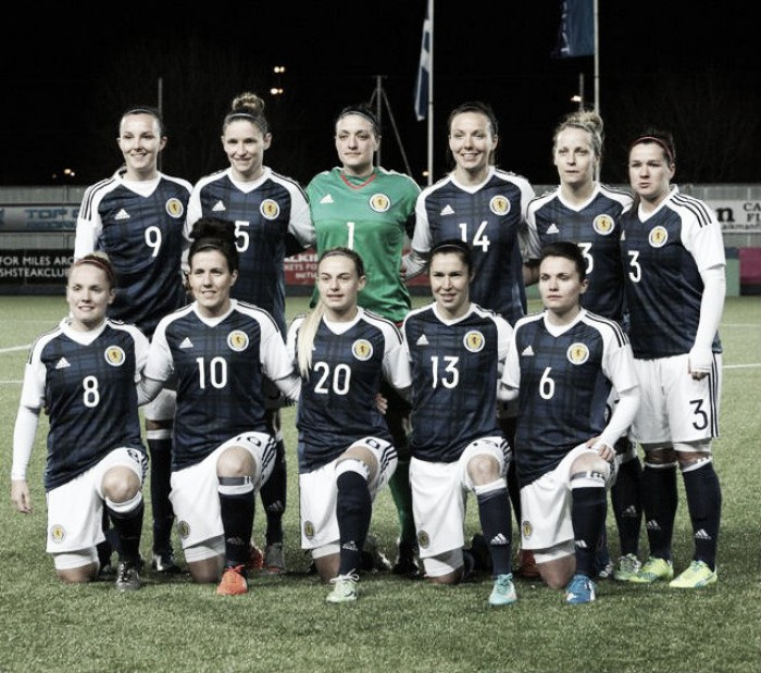 Anna Signeul names Scotland squad for crucial Iceland qualifier