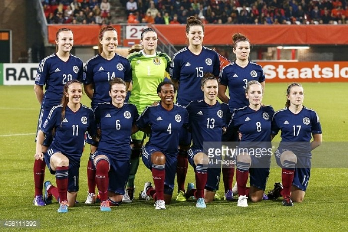 Scotland head coach Anna Signeul names her Cyprus Cup squad