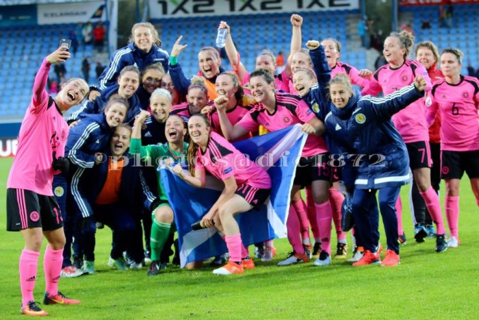 Jane Ross' Double Sees Scotland End Qualifiers With Impressive Win - Iceland 1-2 Scotland