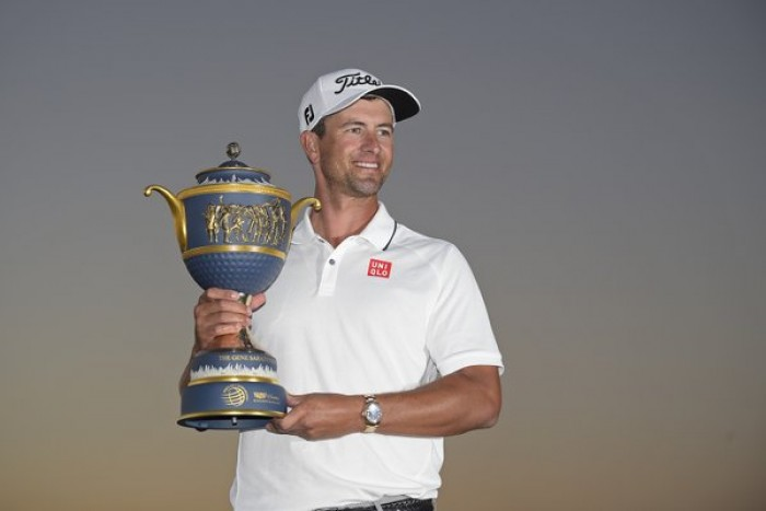 Distler: Adam Scott Is A Favorite To Win The Masters