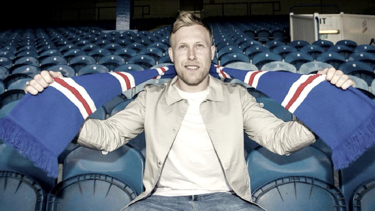 Scott Arfield deja el Burnley y ficha por el Rangers FC de Steven Gerrard