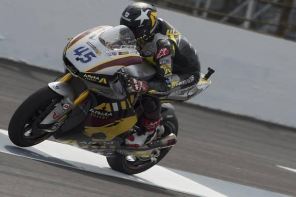 Moto2, all'ultimo Redding beffa Espargaró