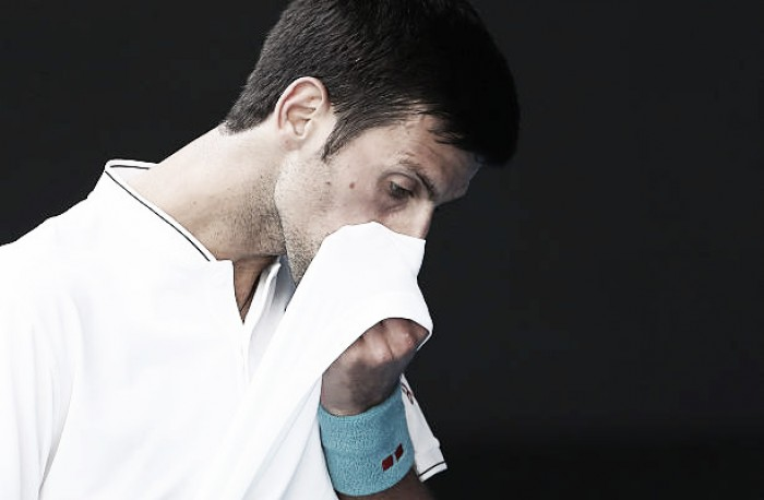 2017 Season Review: Novak Djokovic struggles with injury issues
