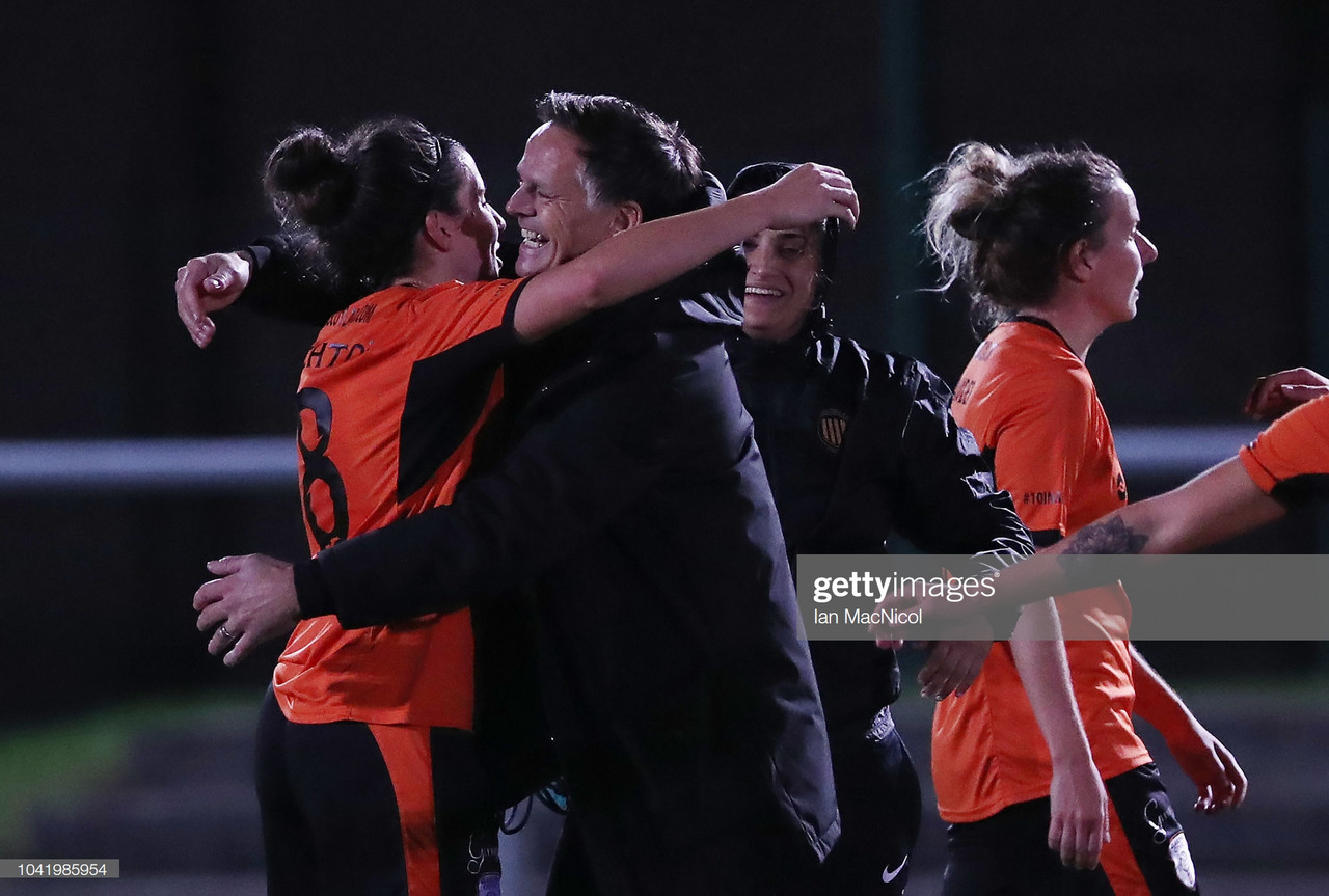 Glasgow City 2-1 Hibernian and SWPL Round-Up
