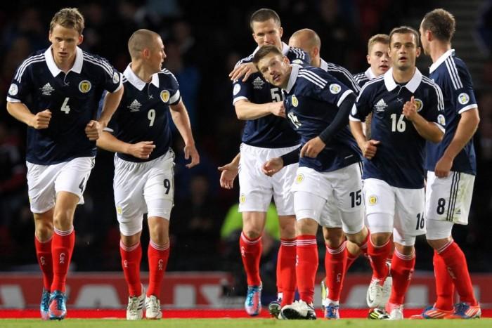 Qualificazioni Russia 2018, gruppo F: la Scozia esagera con Malta. Finisce 5-1