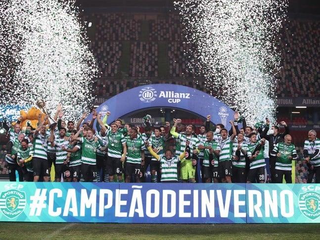 El Sporting gana la Allianz Cup