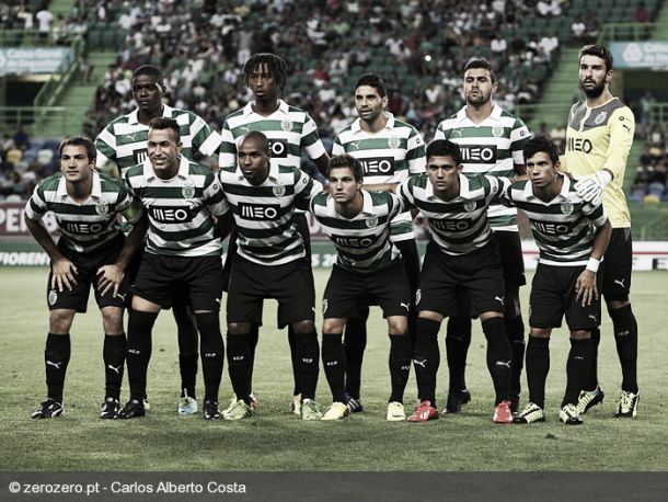 Sporting arruma a casa para 2014/2015