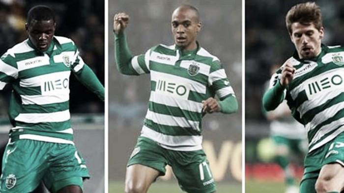 FC Porto x Sporting: O Trio d'Alcochete