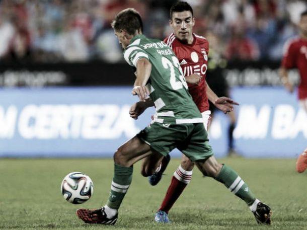 Benfica x Sporting: o que mudou desde de 31 de Agosto de 2014
