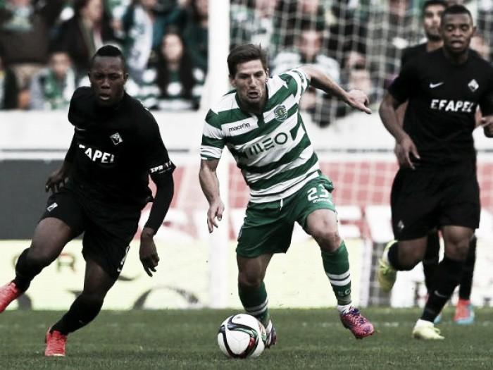 Sporting x Académica: Leão não quer «chumbar» no teste