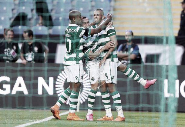 Académica 1-3 Sporting: Leões passam no exame de Coimbra