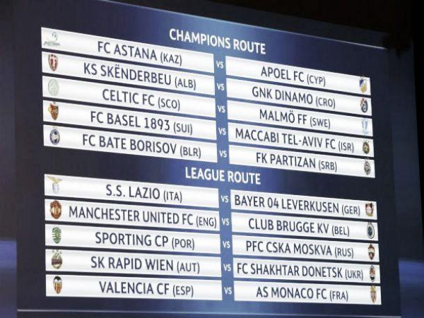 Liga dos Campeões: Sporting defronta CSKA Moscovo