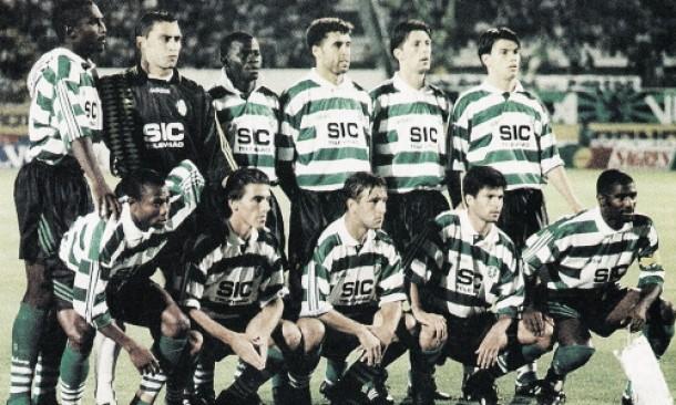 Sporting x Benfica: Leão busca 3º triunfo e melhor série desde 1994 a 1995