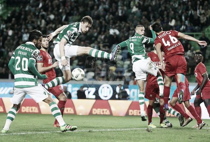 Rio Ave anula Sporting: Leão sem garra vê Águia pousar-lhe em cima