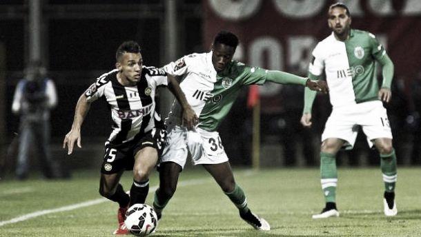 Novo bis de Fredy Montero no triunfo do Sporting sobre o Nacional