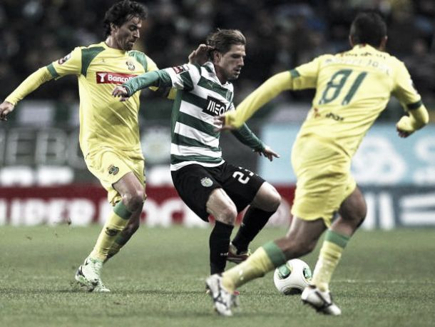 Ao Sporting só a  vitória interessa na recepção ao Paços de Ferreira