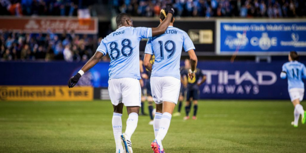 NYCFC Take On Portland While Trying to Break Out of Slump