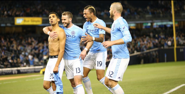 Viernes de MLS: NYCFC Look to Put Out Chicago Fire And Get Hot Themselves
