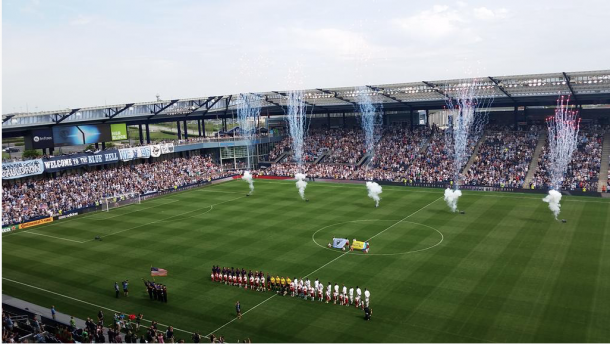 Sporting Kansas City 1-0 Chicago Fire: Sporting KC Take The 3 points In Tight Encounter