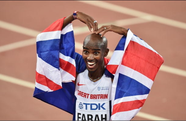 IAAF World Championships: Mo Farah Is 10,000 Meter World Champion Once Again