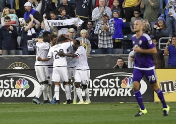 Philadelphia Union Finish Season With 1-0 Win Over Orlando City