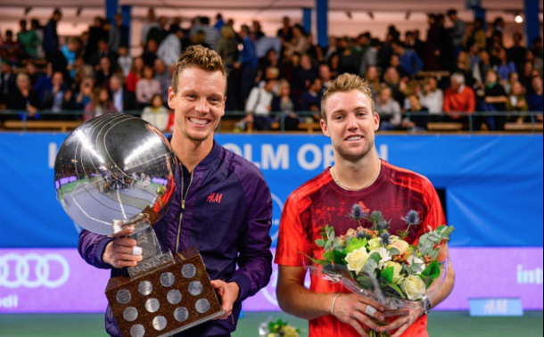 ATP Stockholm: Tomas Berdych Makes It Back-To-Back Titles In The Swedish Capital