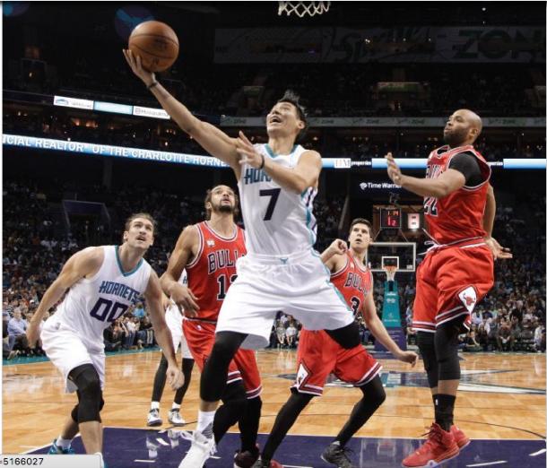Hot Shooting Charlotte Hornets Blowout Chicago Bulls, 130-105