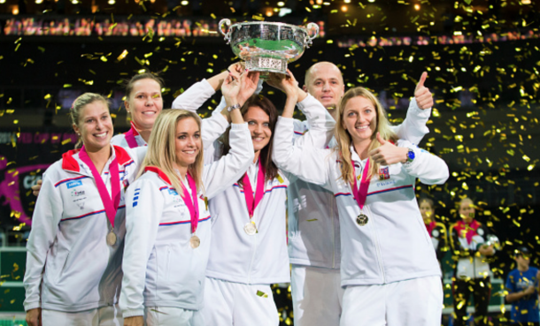 2015 Fed Cup: Captain Petr Pála To Bring Four Singles Stars For Czech Republic; Hlavackova And ...