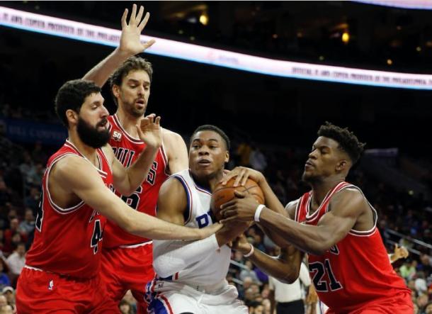 Chicago Bulls Blowout Philadelphia 76ers 111-88