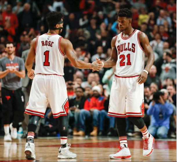 Chicago Bulls Battle Indiana Pacers In Central Division Clash