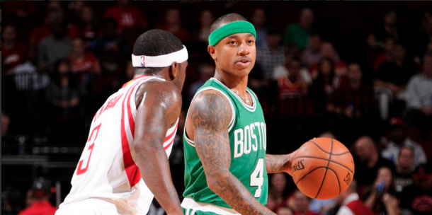 Boston Celtics Crush Houston Rockets For Third Straight Victory