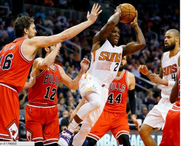 Jimmy Butler Leads Chicago Bulls Over Phoenix Suns 103-97