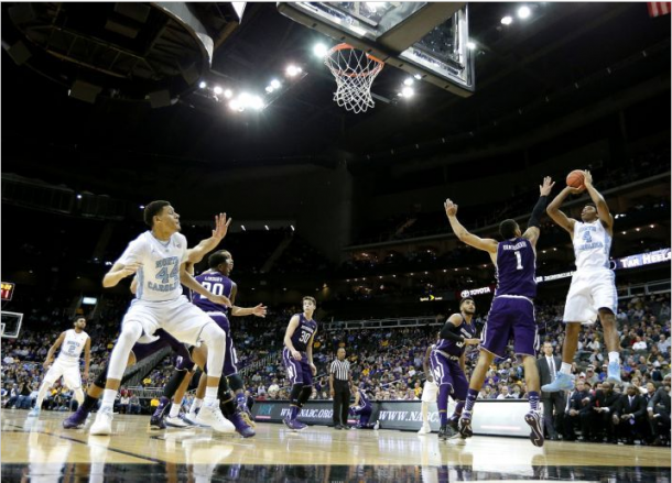 UNC Advances To CBE Hall Of Fame Classic Final With Win Over Northwestern
